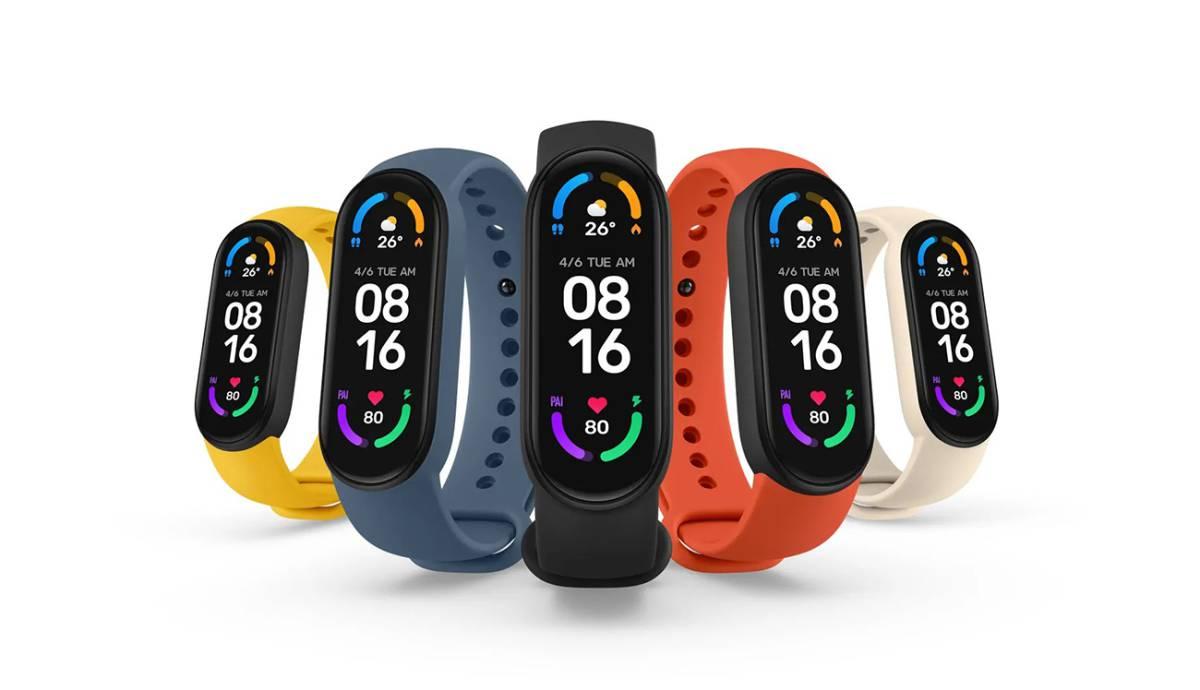 Xiaomi Mi Smart Band 6: la pulsera inteligente más famosa del mercado se renueva