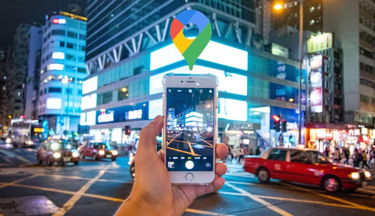 Google Maps: llegan datos sobre la calidad del aire, indicaciones en aeropuertos y más