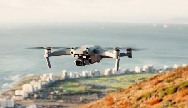 DJI Air 2S: el nuevo dron de DJI se estrena con más sensores y una cámara mejorada