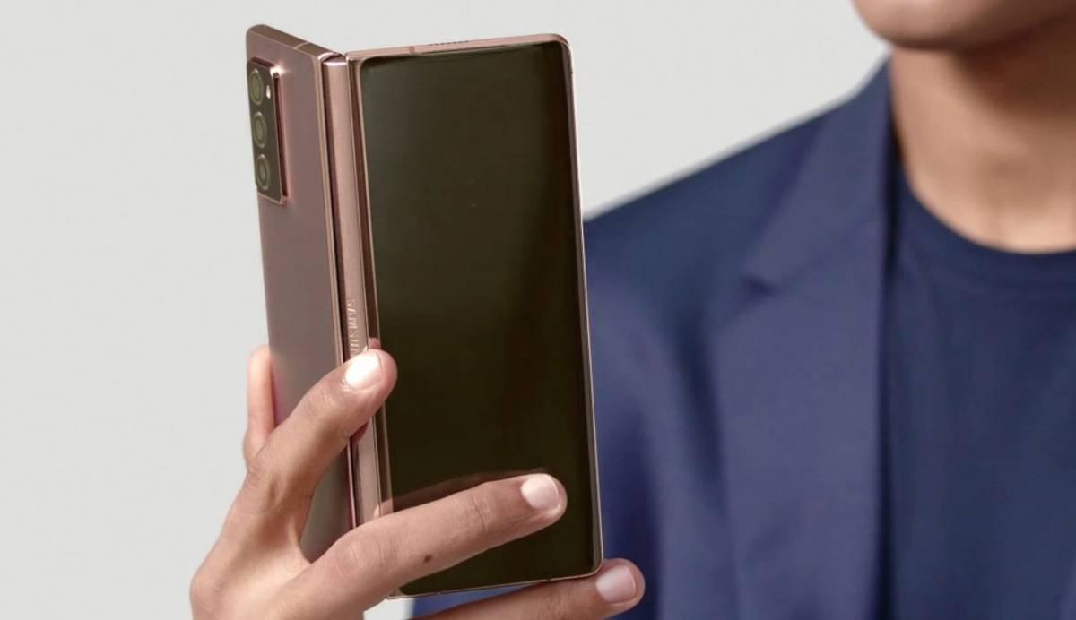 Los nuevos Samsung Galaxy Z Fold 3 y Flip 2 aparecen en dos imágenes que muestran cómo serán