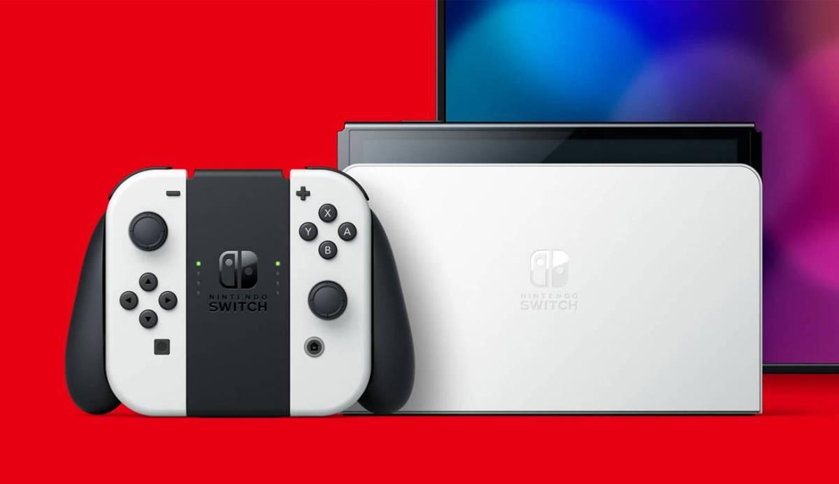 Nueva Nintendo Switch OLED: la esperada revolución se queda en una mejor pantalla