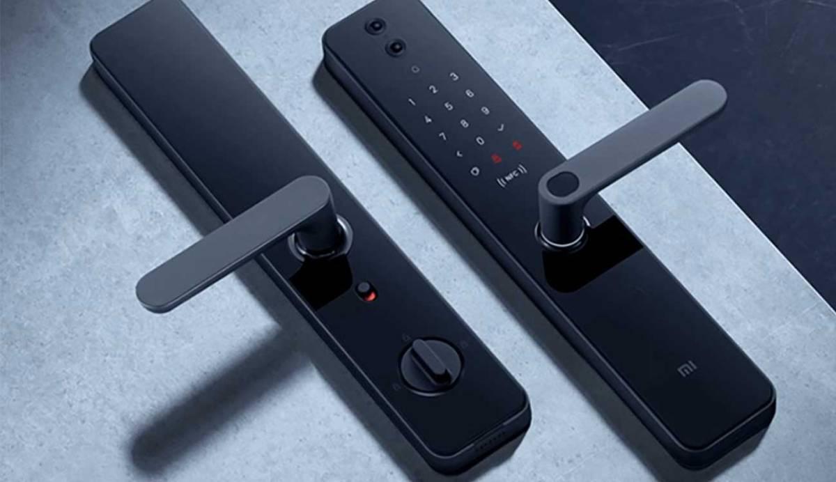 Xiaomi lanza una nueva generación de su cerradura inteligente con cámara