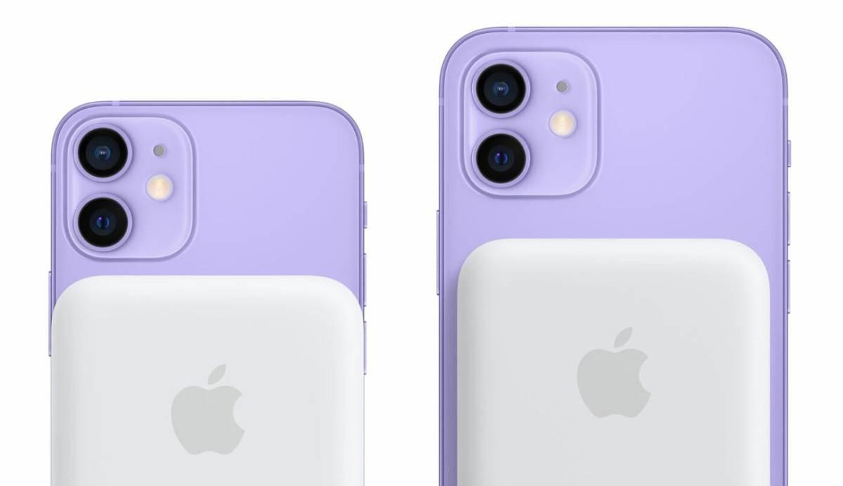 Apple lanza una batería externa MagSafe para sus iPhone 12 que viene con sorpresa incluida