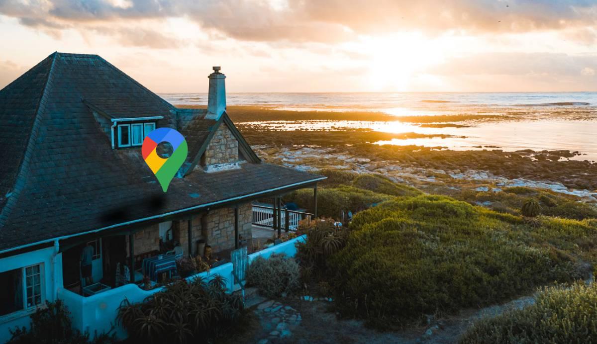Cómo guardar en favoritos la dirección de tu casa de verano con Google Maps