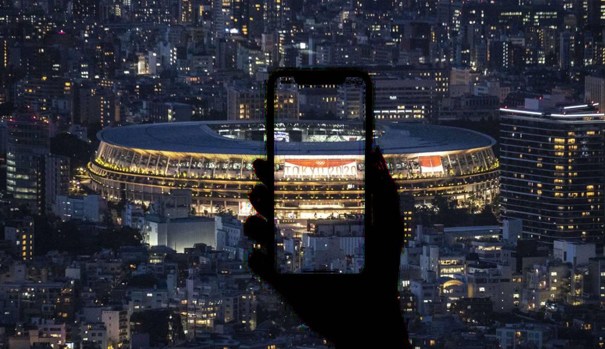 Cómo ver desde el móvil y en directo todos los eventos de los Juegos Olímpicos de Tokio 2020