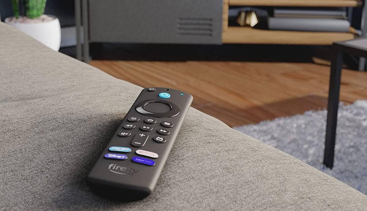 Amazon lanza una nueva versión de su Fire TV Stick 4K, más potente que el anterior