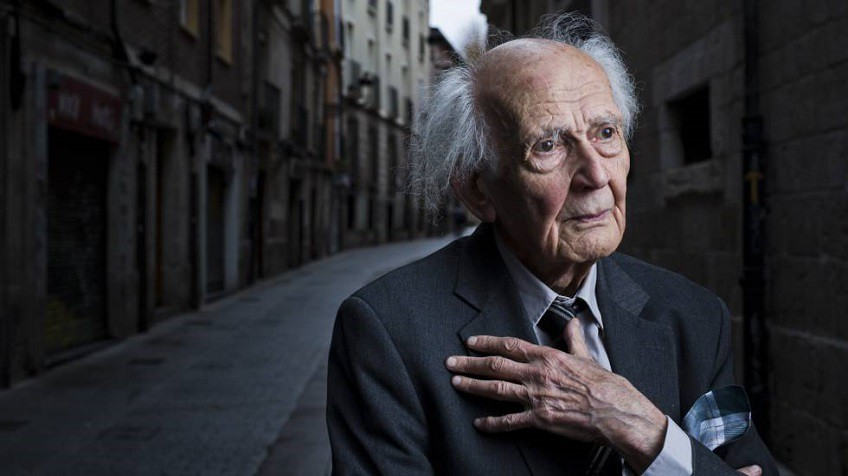 Interview Zygmunt Bauman Social Media Are A Trap In English El Pais