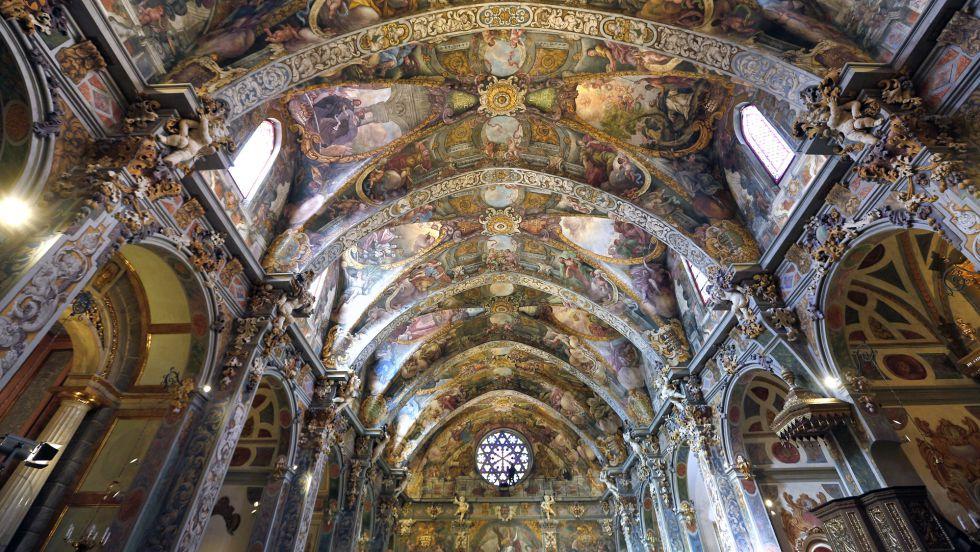 Resultado de imagen de iglesia san nicolás valencia