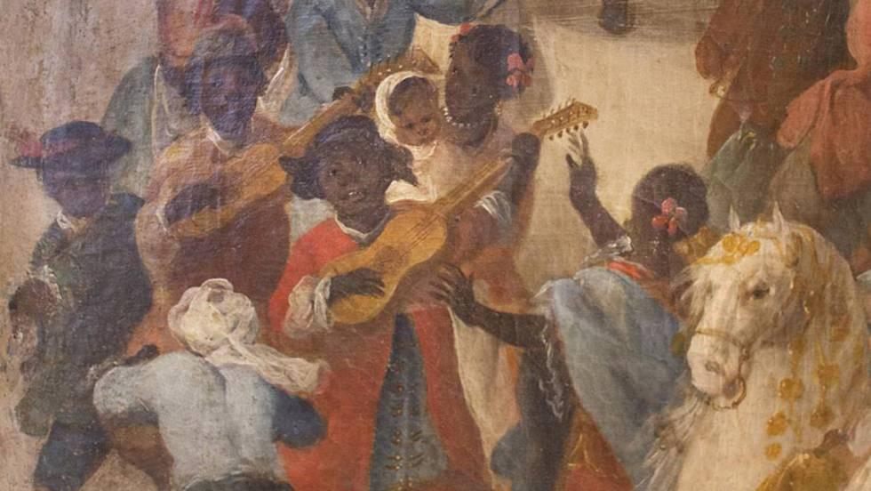 La huella cultural de los negros esclavos en España es indeleble ...