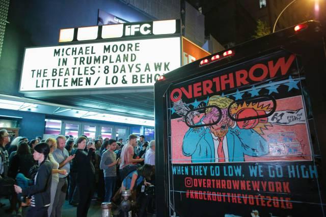 El nuevo documental de Michael Moore: ¿vale la pena?