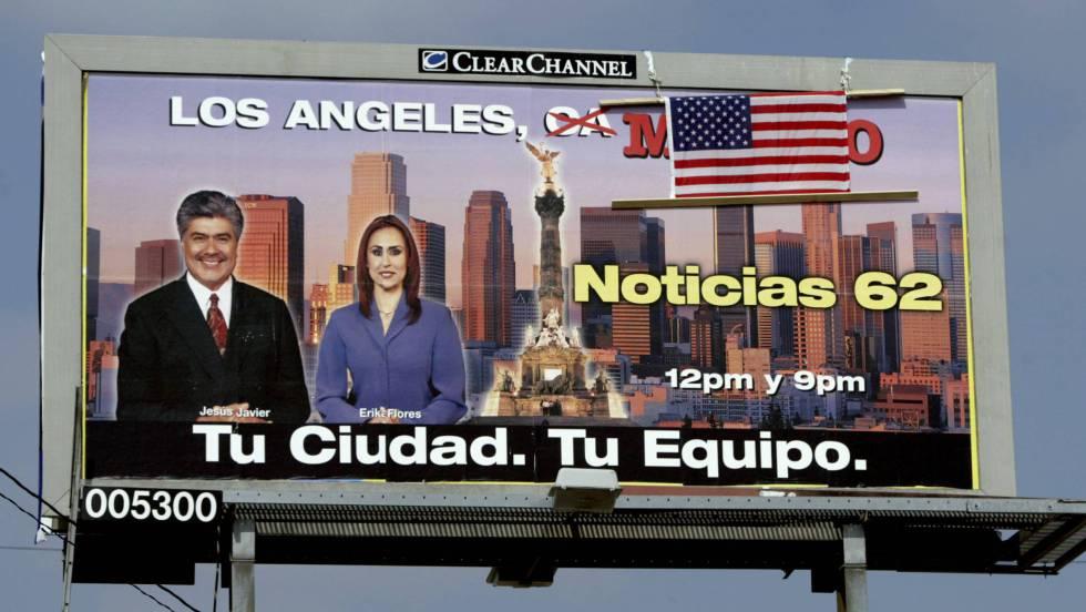 Resultado de imagen de agresiones a la lengua española en Estados Unidos