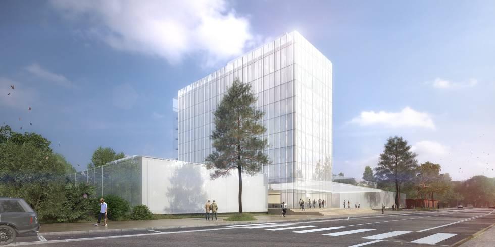 El grupo LVMH abrirá su segundo museo en París en 2020  bd10b96de21