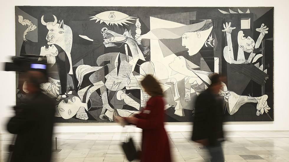 El \'Guernica\' de Picasso: así se hizo el cuadro más célebre del ...