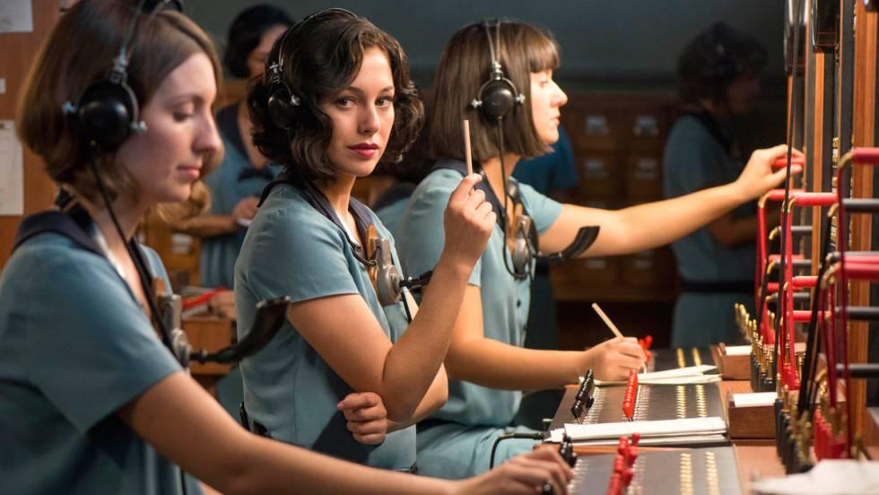 Tráiler De Las Chicas Del Cable La Primera Serie Española De
