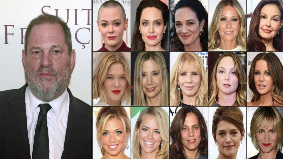 La Academia de Hollywood expulsa a Harvey Weinstein   Cultura   EL PAÍS