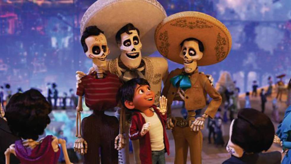 Disney Coco Arrasa Con Su Fiel Retrato Del Día De Los