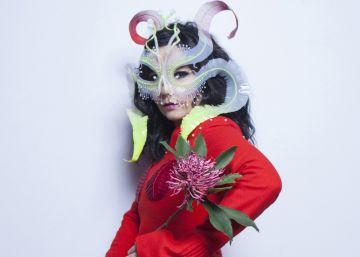 Björk: celebración del espíritu y...