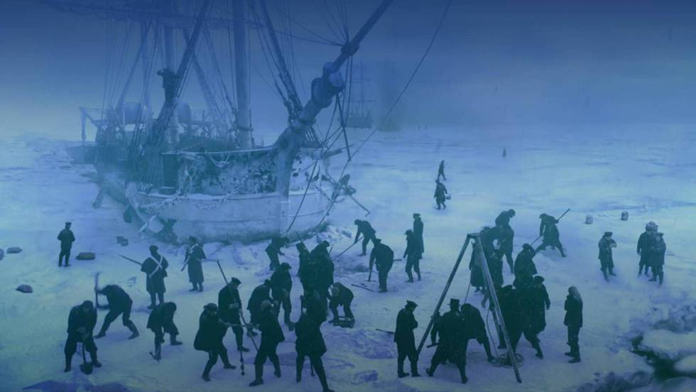 Atrapados en el Ártico, nadie podía oír sus gritos   Cultura   EL PAÍS