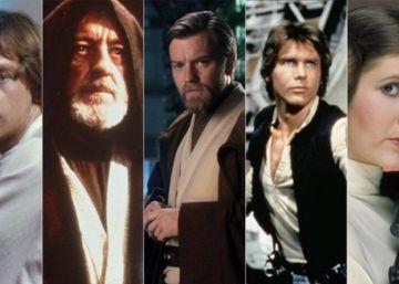 Vota   Star Wars, ¿cuál es tu película favorita?