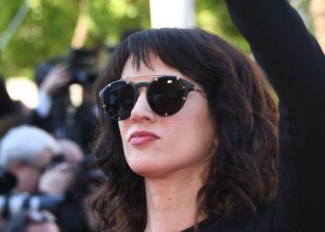 Asia Argento recuerda en la clausura de Cannes que fue violada por Weinstein en el festival en 1997