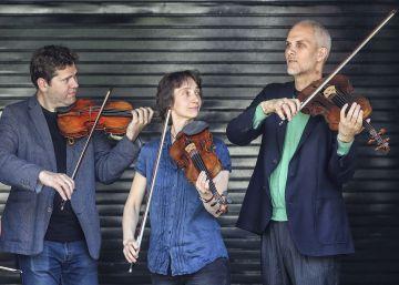 El Cuarteto Casals a la sombra de Beethoven