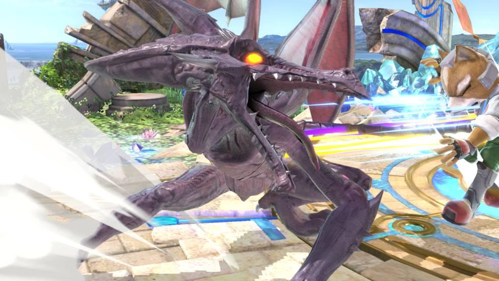 Ridley, el prehistórico antagonista de Metroid