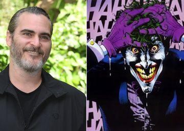 Joaquin Phoenix interpretará al nuevo Joker