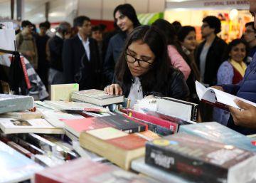La Feria del Libro de Lima bate récords de asistencia