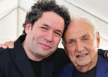 Gustavo Dudamel y Frank Gehry hacen despegar El Sistema venezolano en Los Ángeles