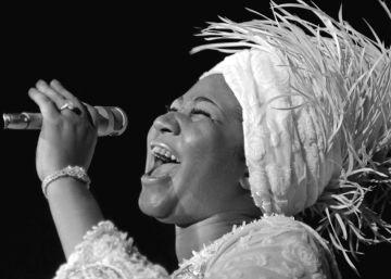 Las cinco canciones más gloriosas de Aretha Franklin