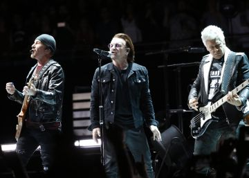 Bono te puede caer bien o mal, pero el concierto de U2 en Madrid fue asombroso