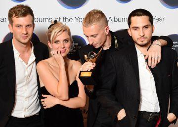 El punk Wolf Alice se impone en el Mercury Prize
