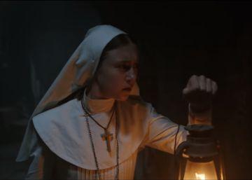 'La monja': No todo lo que brilla asusta