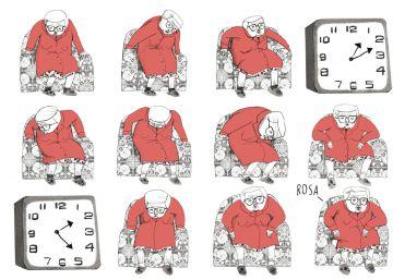 Las abuelas de Ana Penyas, Premio Nacional del Cómic