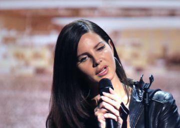 La diva 'vintage' Lana del Rey estrena el 25 aniversario del FIB
