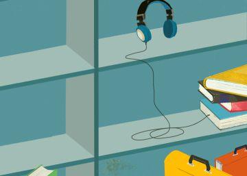 El audiolibro abre una nueva vía de negocio al español en Estados Unidos