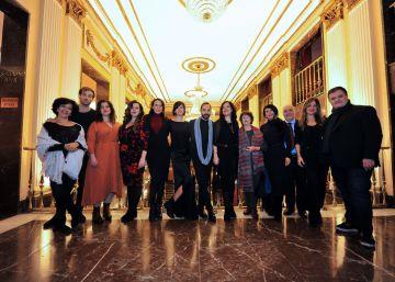 La ópera de Bernarda Alba, oficio y modestia