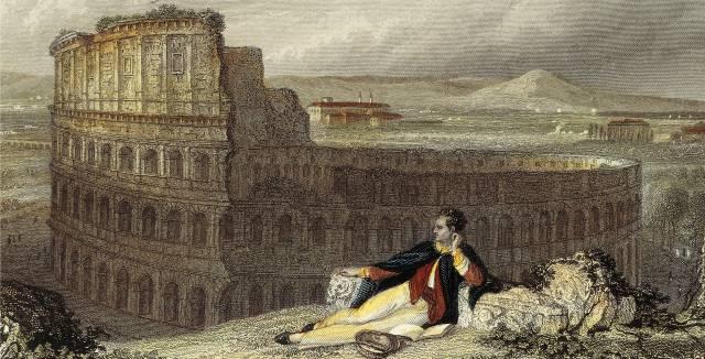 Byron, en busca de sí mismo