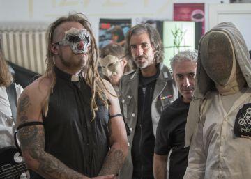 El 'black metal' en el lugar donde se conjuró