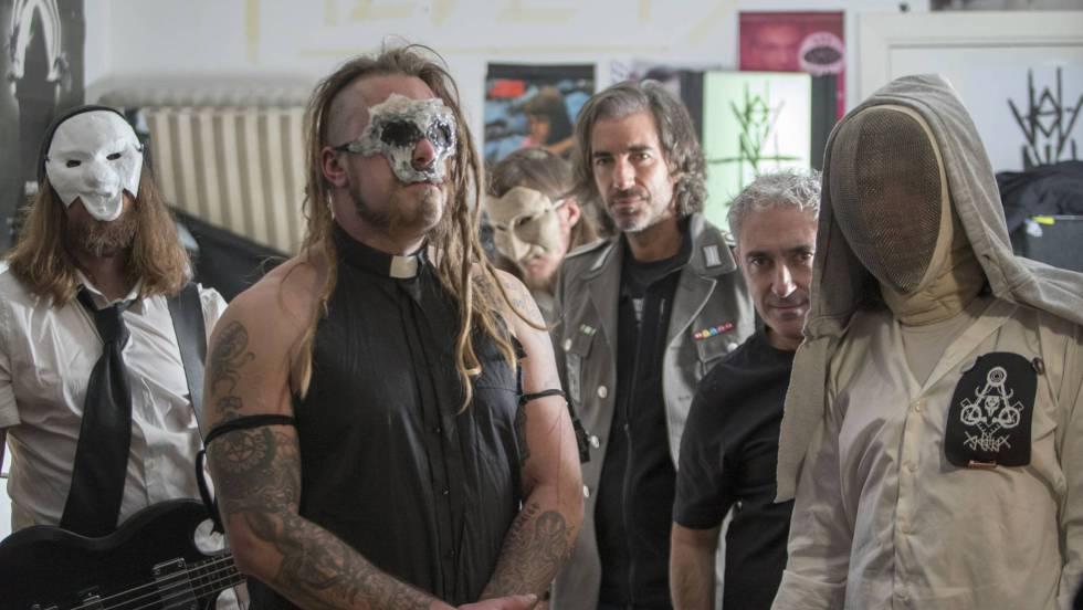 Jon Joe El Black Metal En El Lugar Donde Se Conjuro