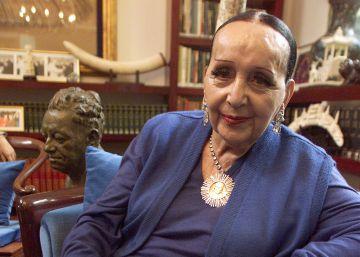 Dolores Olmedo, la filantrópica leal al arte de Diego Rivera