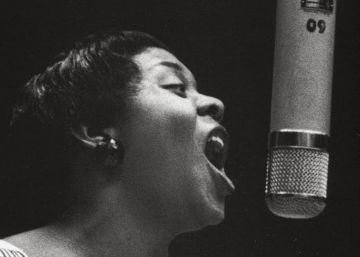 Dinah Washington y su jazz elegante