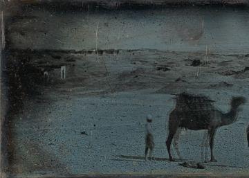El olvidado pionero que fotografió Oriente por primera vez