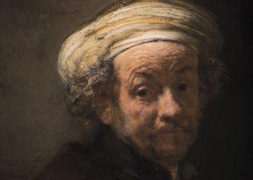 Ámsterdam ofrece la imagen más completa de Rembrandt