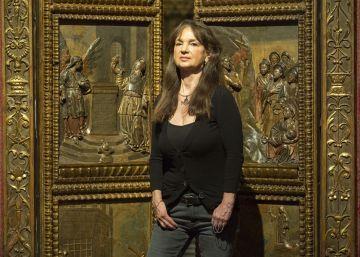 Christina Lindberg, musa de 'Kill Bill', en Buenos Aires