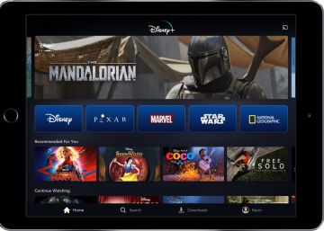 Disney lanzará su plataforma de series y películas a finales de 2019