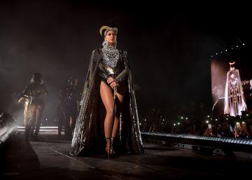 Beyoncé lanza un disco y un documental en Netflix de su actuación en Coachella
