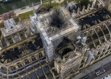 La catedral no tenía póliza de seguro