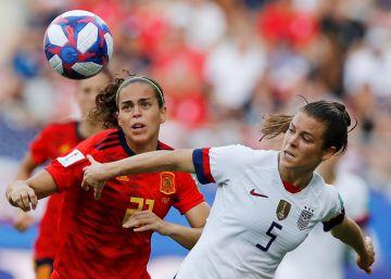 892.000 espectadores han seguido los partidos de España en el Mundial femenino