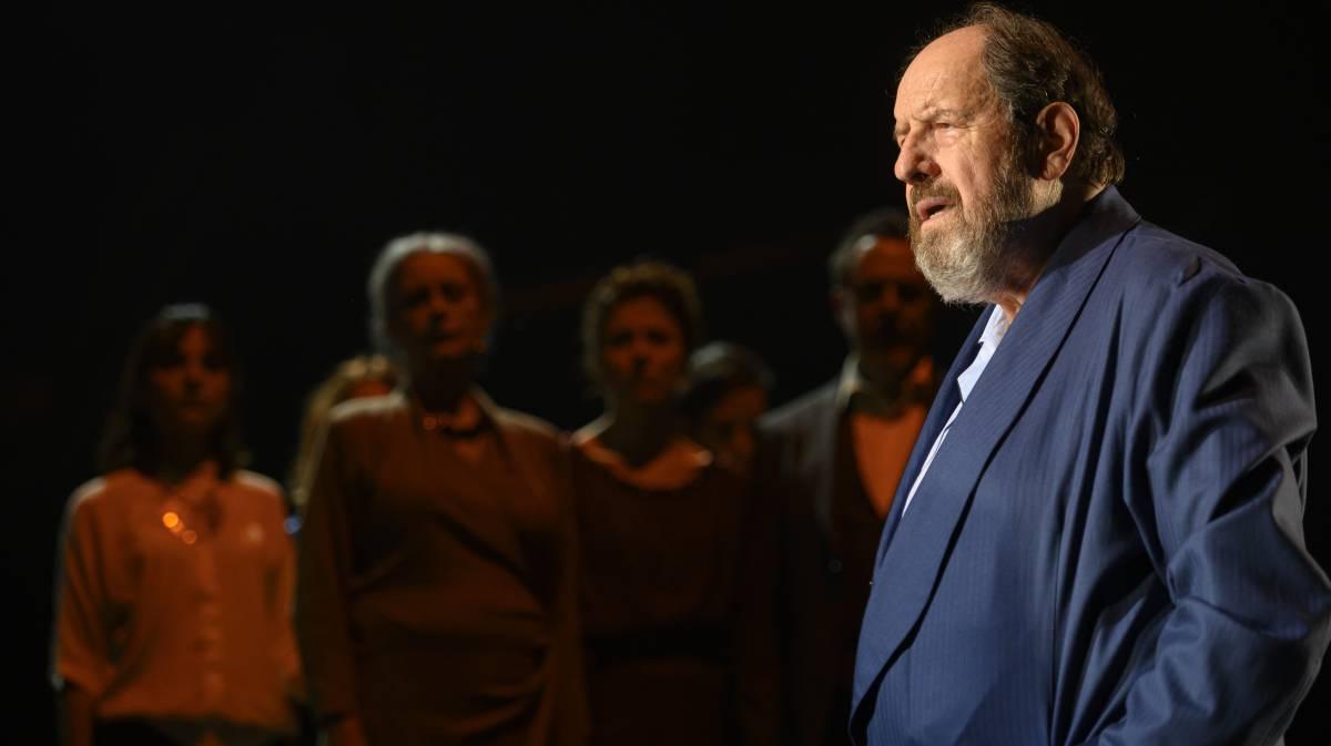 José María Pou: un actor se prepara
